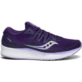 saucony Ride ISO 2 Schuhe Damen purple